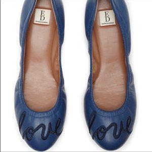 ED Ellen DeGeneres Langston Love Ballet Flats 7
